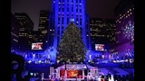 The iconic Rockefeller tree will be used to build homes