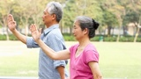 Fight stress with tai chi