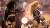Coldplay, Bruno, Beyonce bring it at halftime