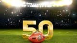 Super Bowl 50 is here