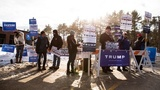 Trump, Sanders win in New Hampshire, CNN projects