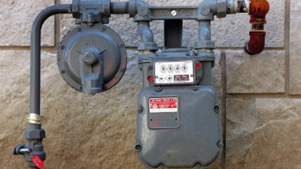 Natural Gas Crash