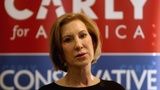 Carly Fiorina tweets that she