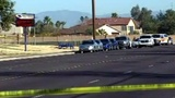 2 teens reported shot at Ariz. high school
