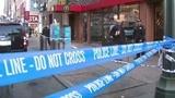 Man wielding machete injures 4 in restaurant attack