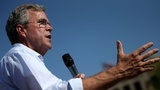 Jeb Bush says he won't vote for Donald Trump in presidential election