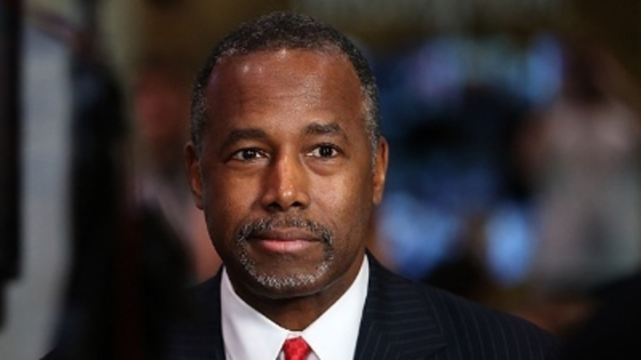 Ben carson ends presidential bid announces he is 39 leaving for The carson