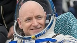 NASA's yearlong spaceman still has sore feet, fatigue