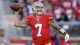 White House, Trump object to Kaepernick views of US
