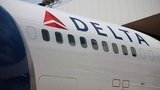 Delta pilots, seeking 37% raise, picket headquarters