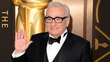 Martin Scorsese meets the pope