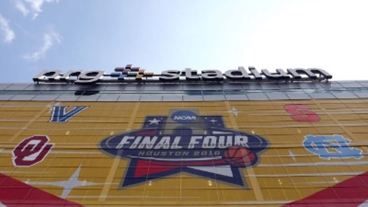 NRG Stadium in Houston  Final Four banners 2509645 ver10 1280 720