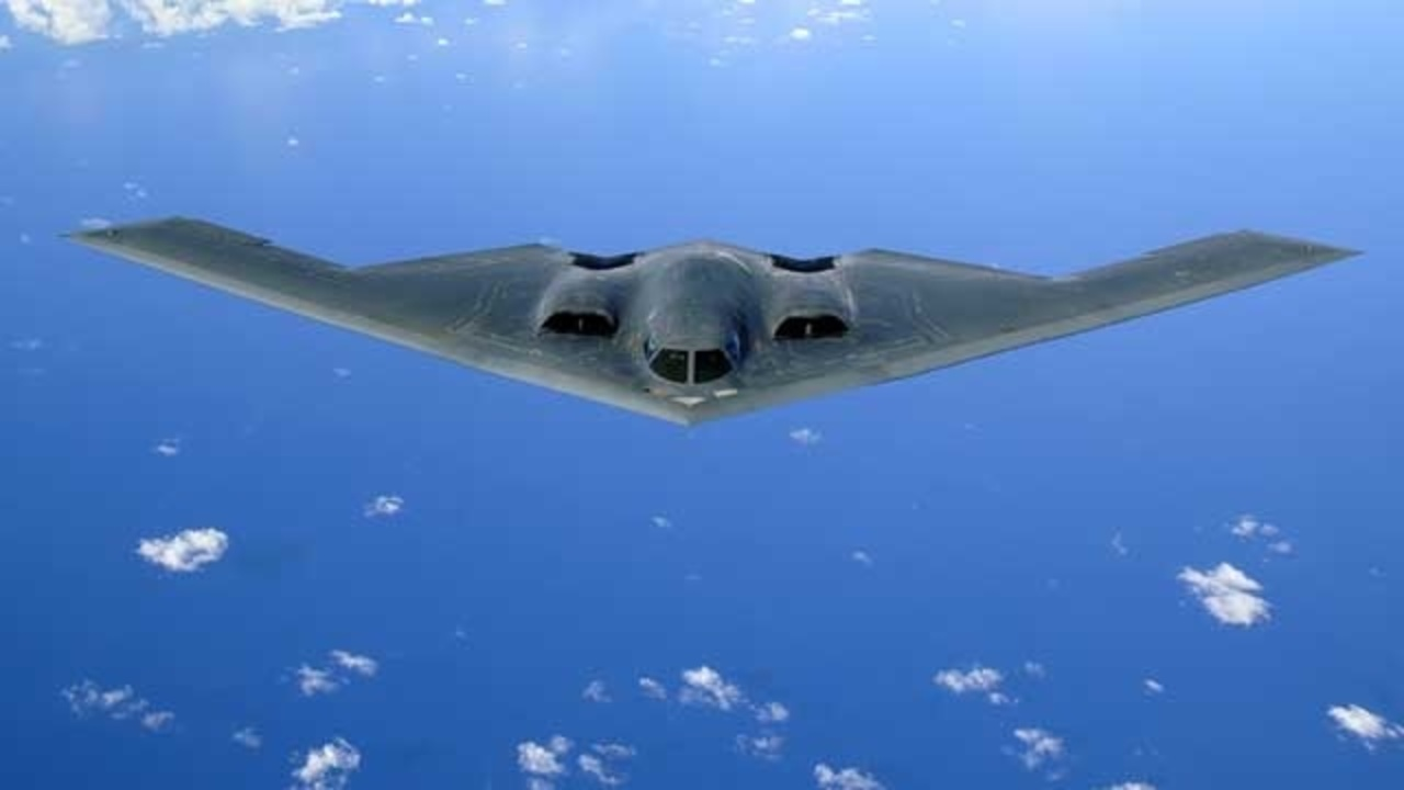 US stealth bomber forced to make emergency landing