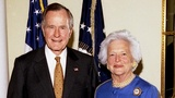 George H.W. Bush, wife Barbara, recovering from illnesses in hospital