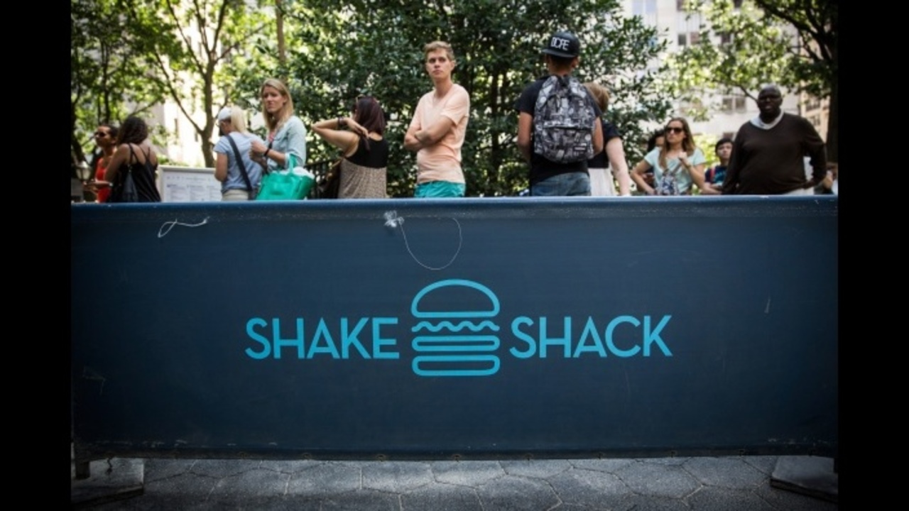 Shake Shack is giving away free burgers