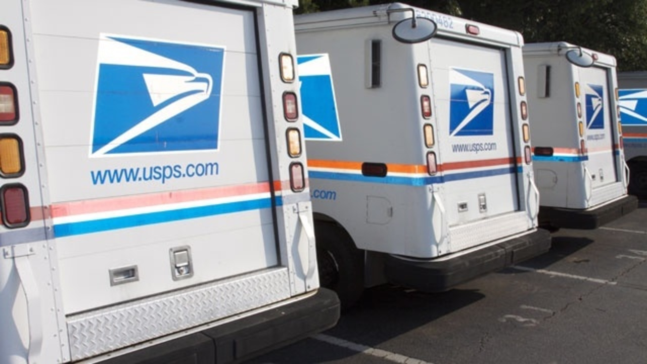 Cheap Truckss: Usps New Trucks