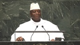 Gambia: Defeated leader Yahya Jammeh faces military showdown