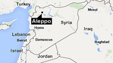 Syrian families trickle out of Aleppo, reports say
