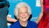 Barbara Bush could be released from hospital Sunday