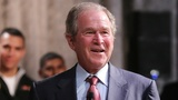 George W. Bush returns to the political scene