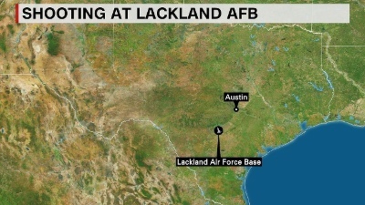 2 Dead In Lackland Air Force Base Shooting Id D