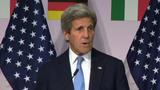 John Kerry: Iran 'helpful' in fighting ISIS in Iraq