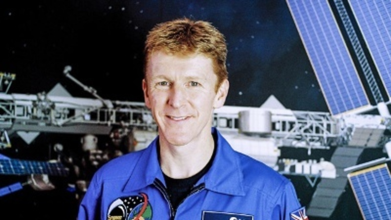 Astronaut Plans To Run Marathon In Space