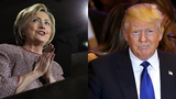 Poll: Clinton, Trump virtually tied headed into debate