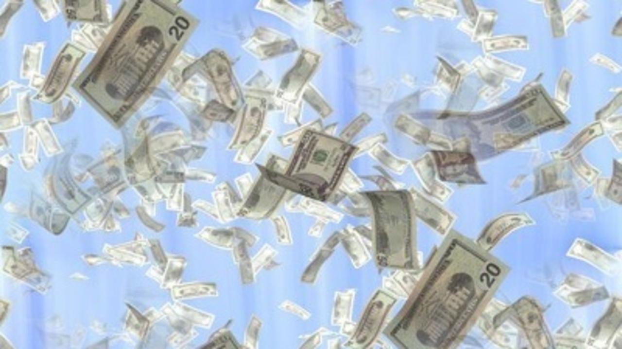 Money falls from the sky essay