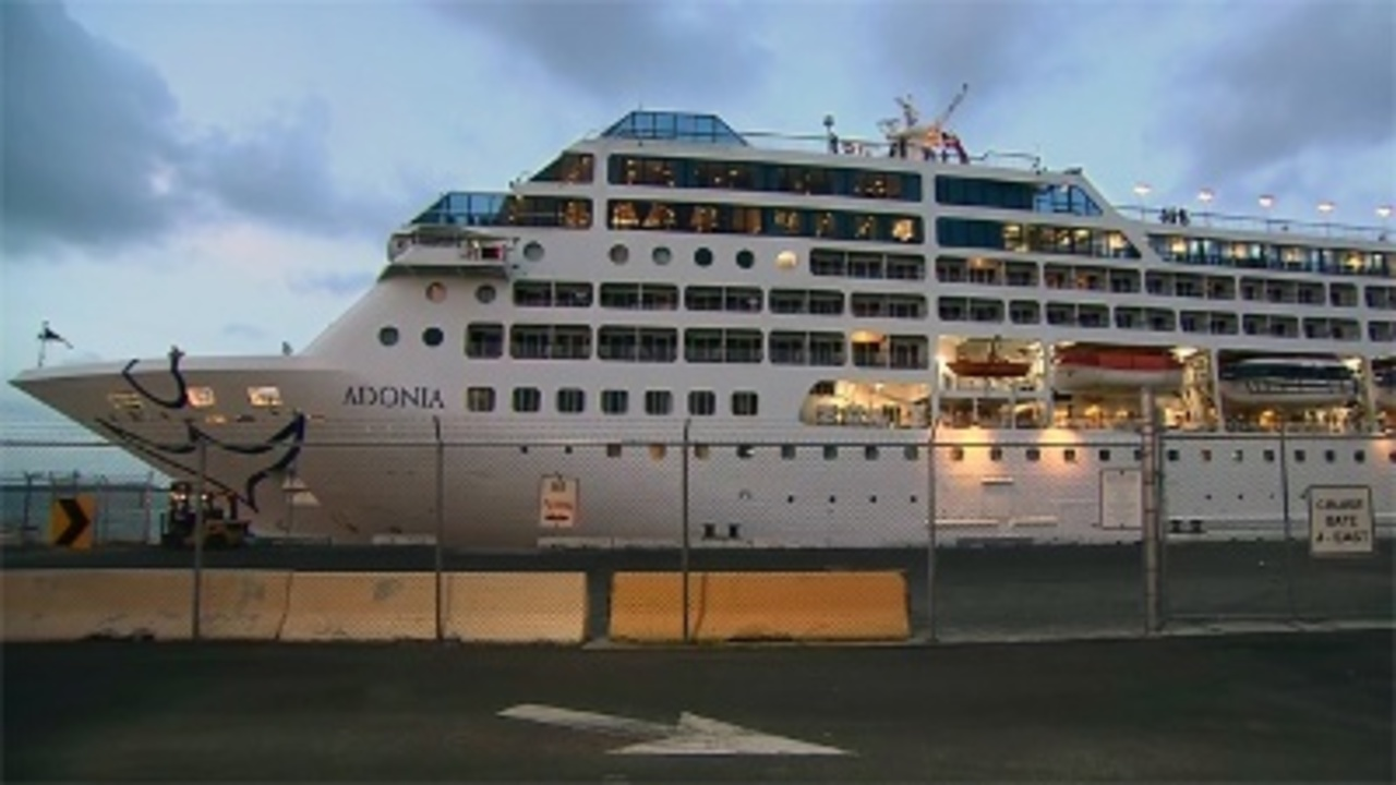 First U.S. Cruise Sets Sail For Cuba