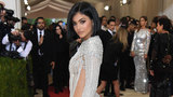 Kylie Jenner's Met Gala Outfit Leaves Her With Scratched Legs and Bruised Feet