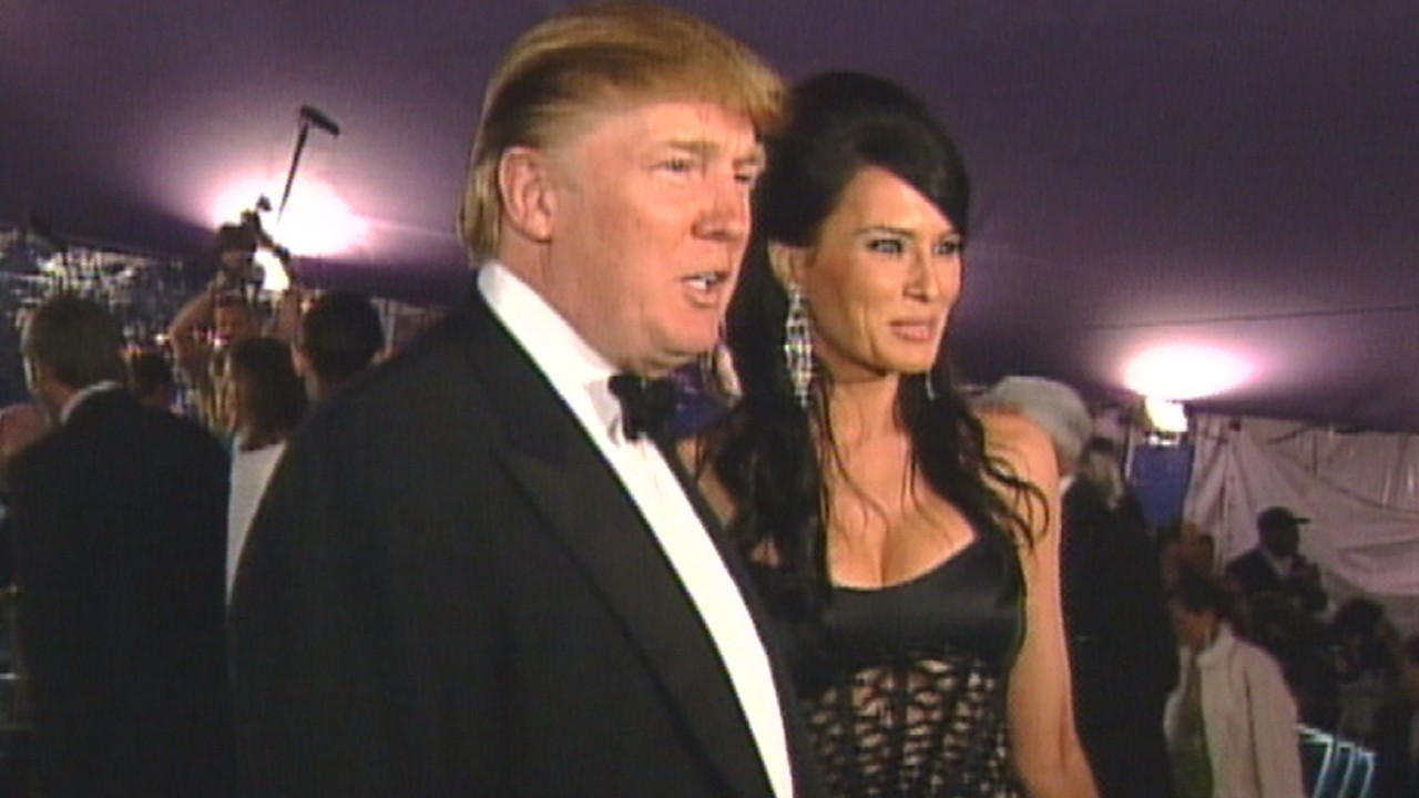 Donald Trump Was On A Date With A Norwegian Heiress The