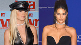 Kendall Jenner Rocked the Same Diamond Choker Britney Spears Wore to the&hellip&#x3b;