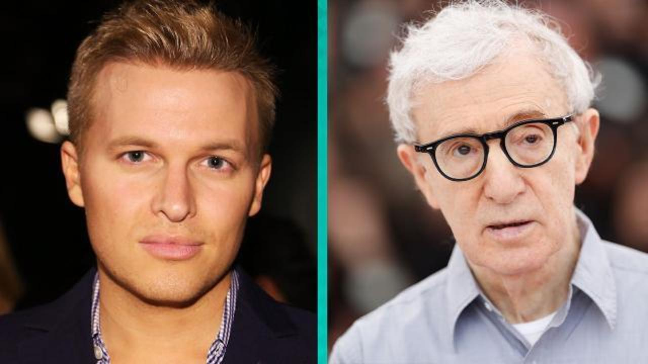 Ronan Farrow Slams Stars Working With Woody Allen Despite...