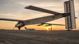 Historic solar flight marks first round-the-world journey