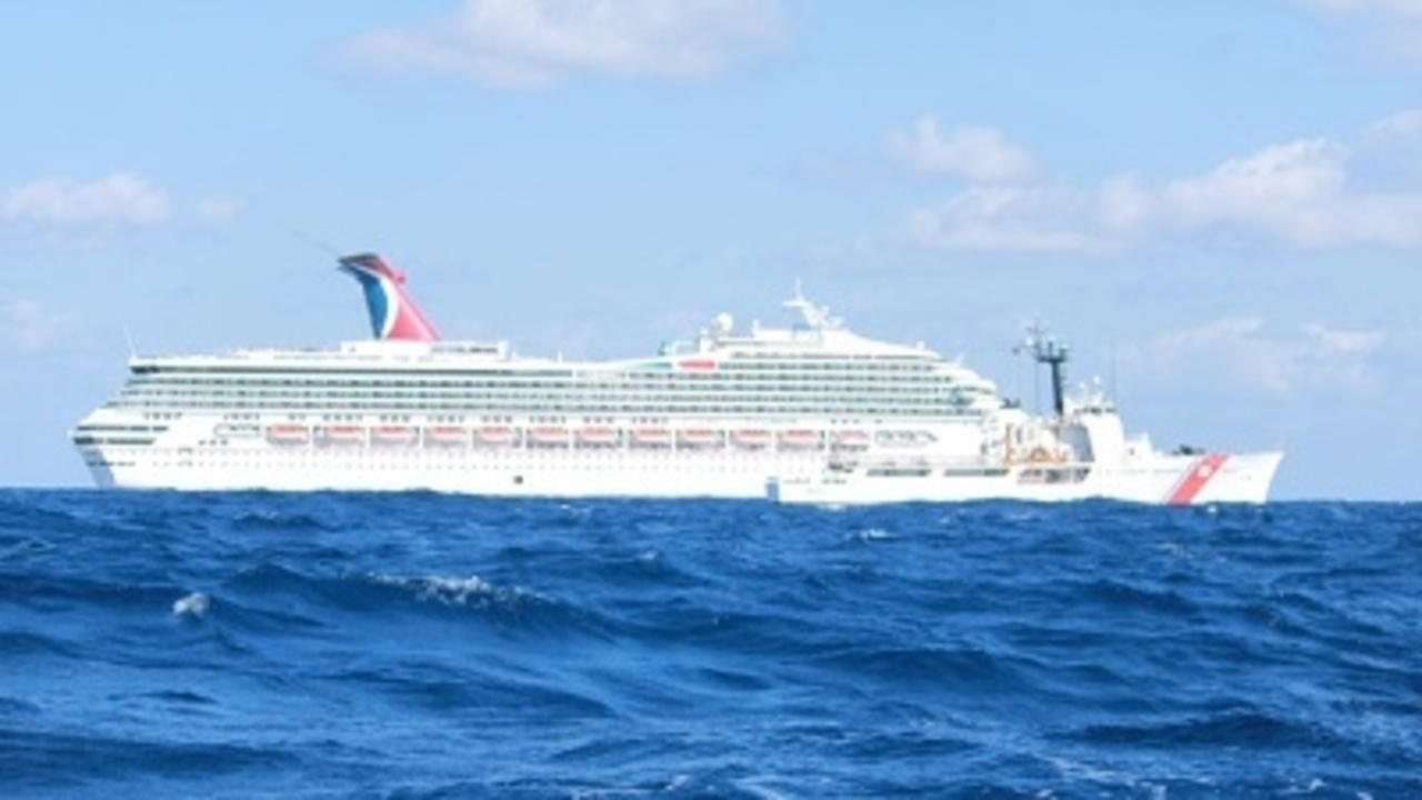 Search For Missing Cruiseship Passenger Suspended
