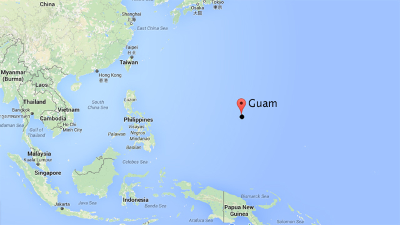 North Korea Examining Plan To Strike Guam
