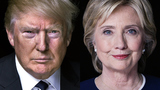 Poll: Trump trails Clinton by two points