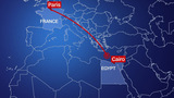Report: Signals detected from EgyptAir Flight 804 in Mediterranean