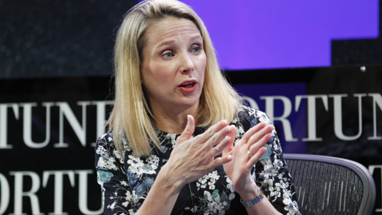 Marissa Mayer to resign from Yahoo board after sale