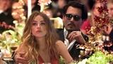 Amber Heard denies blackmailing Johnny Depp