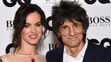 Rolling Stones' Ronnie Wood a dad again -- at 68