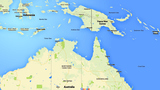 Magnitude 7.9 quake strikes off Papua New Guinea