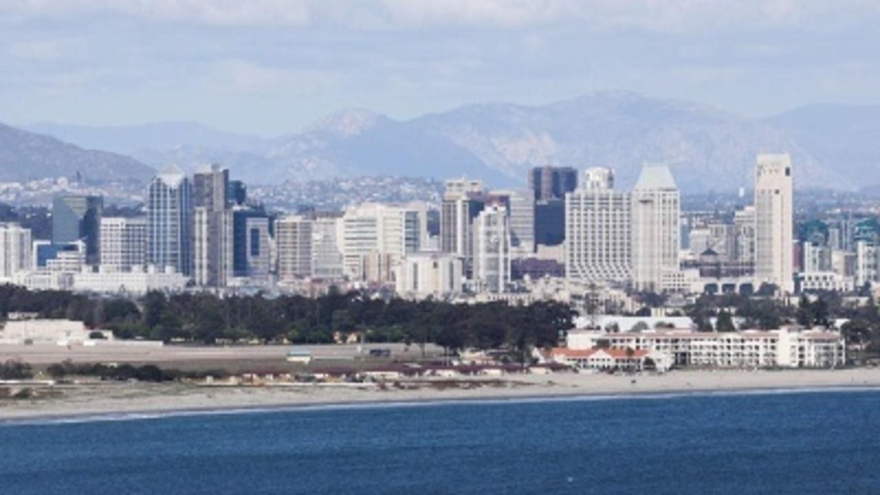 earthquake hits Southern California