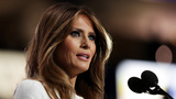 Melania Trump's website taken down amid controversy