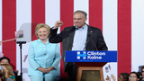 Owner of ClintonKaine.com wants $90,000