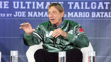 Joe Namath makes a comeback as a Hall of Fame hologram