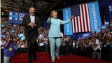Tim Kaine describes 'very emotional moment' of Hillary Clinton's DNC speech
