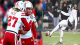 Two college football punters killed in car crash
