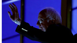 Sanders tries to calm skeptical supporters